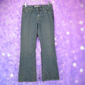 Gap Original Flare Jeans Size 6